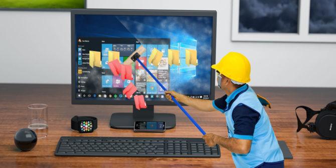زيادة سرعة الحاسوب و توفير المساحة