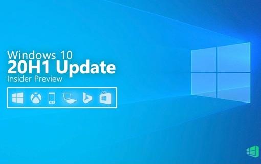 تحديث Windows 10 20H1