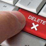 إزالة التطبيقات الافتراضية