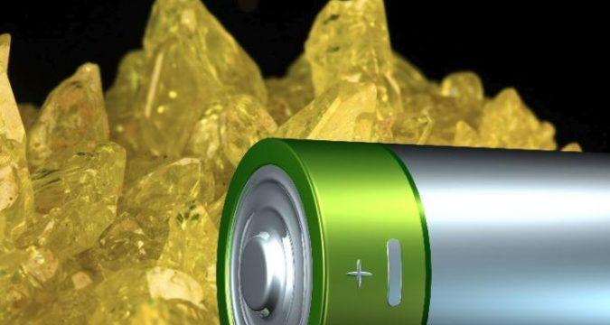 بطاريات الليثيوم و الكبريت