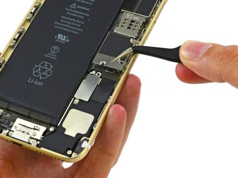 تغيير بطارية iPhone