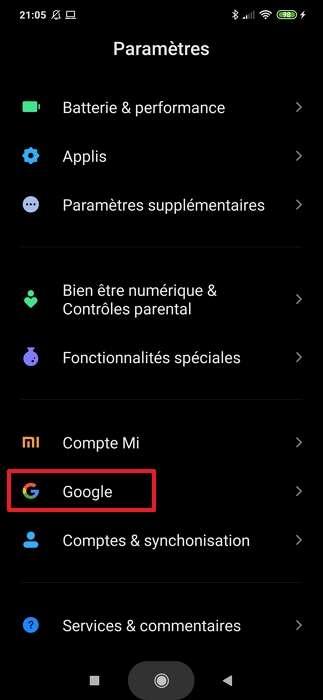 طريقة تغيير الاسم على جوجل