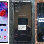 مواصفات Galaxy S20+