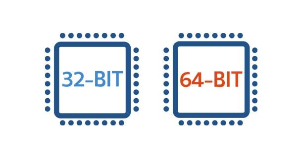 32 بت و 64 بت
