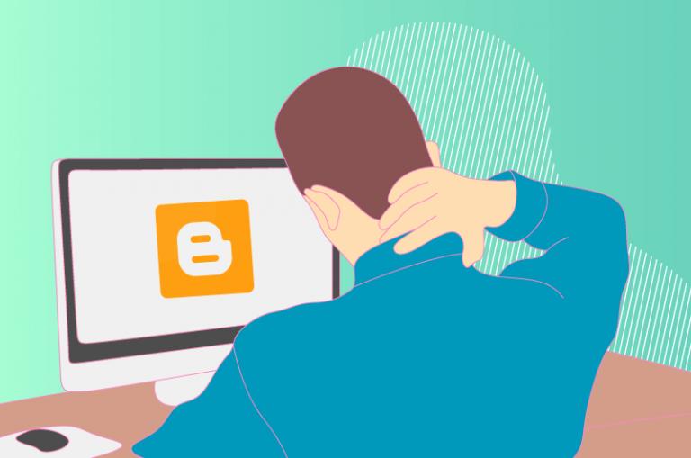 تجنب إنشاء مدونة بلوجر