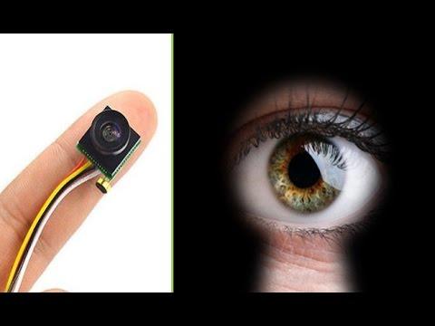 اكتشاف الكاميرات المخفية