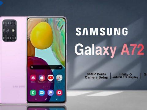مواصفات Galaxy A72