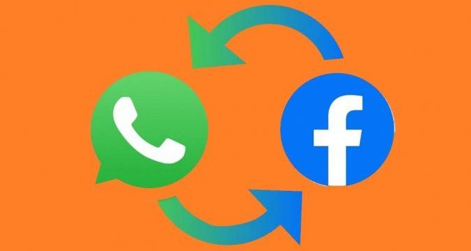مشاركة واتساب بياناتك مع فيسبوك