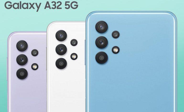 مواصفات سامسونغ Galaxy A32 5G