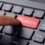 حذف الملفات غير الضرورية من الويندوز