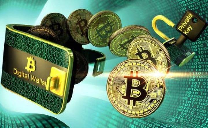 شراء العملات الرقمية المشفرة