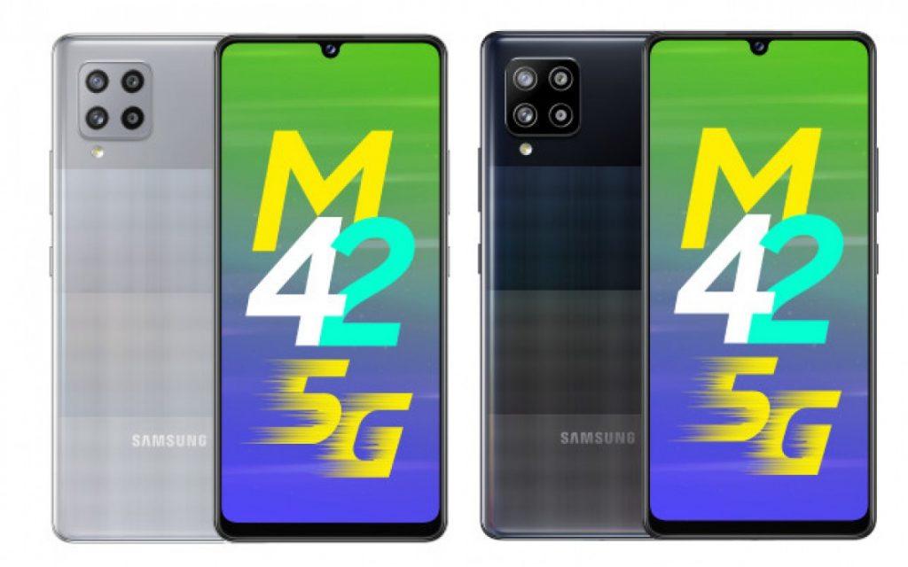 مواصفات galaxy M42 5G
